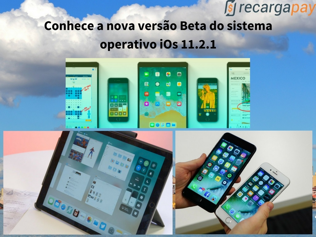 versão Beta do iOs